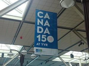 カナダ建国150周年