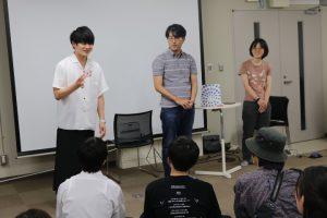 Ryu-kaさんによるマジック(左)