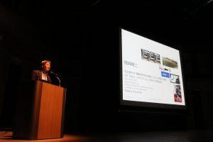 間瀬先生講演「e-コーチングによる人間改造」