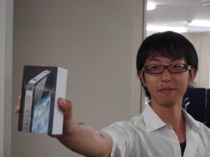 iPhone4が届いたりしました